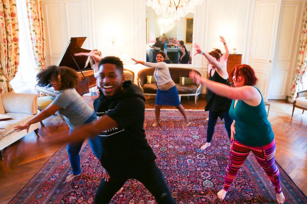 Dance + Coaching